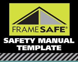 Frame Safe Logo Safety Manual Template