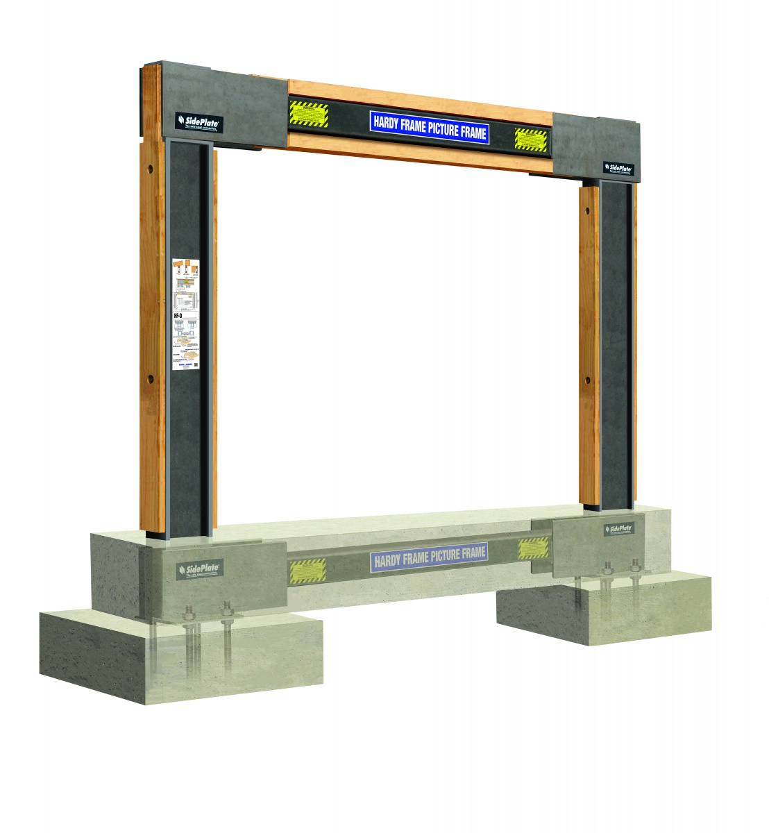 MiTek Doubles the Efficiencies of its Special Moment Frame ...
