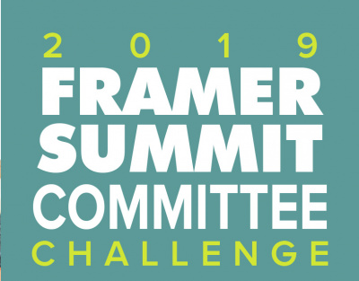 2019 Framer Summit Committee Challenge
