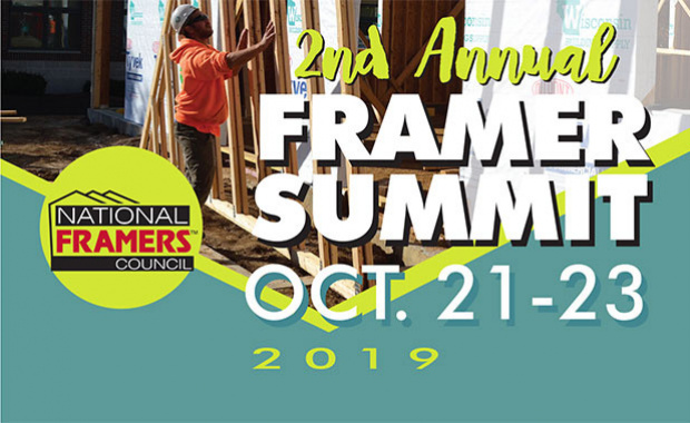 Promotional ad for Framer Summit October 21-23 in Columbus Ohio