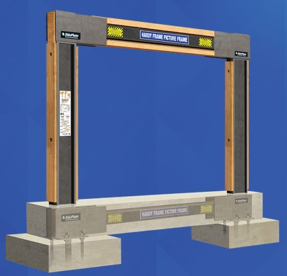 Check Out Mitek S Full Line Of Hardy Frame Products